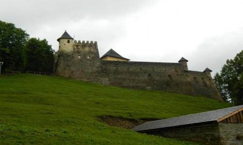 SłOWACJA / Spisz. / Lubownia. / Zamek Lubownia.