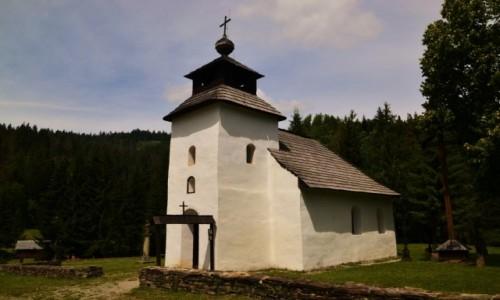 Zdjęcie SłOWACJA / Kysuce / Vychylovka / Kaplica