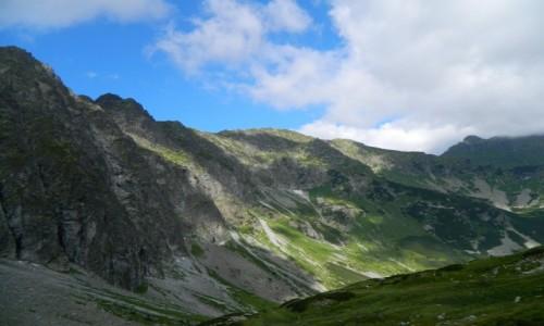 Zdjęcie SłOWACJA / Lodowa Przełęcz. / Dolina Jaworowa. / W Dolinie Jaworowej.