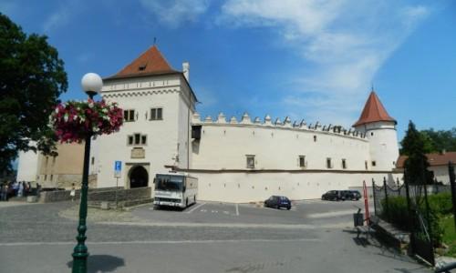SłOWACJA / Poprad. / Kieżmark. / Spacer po Kieżmarku 3.