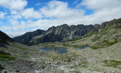 Zdjecie SłOWACJA / Tatry Wysokie / Dolina Żabia Mięguszowiecka / Żabie Stawy