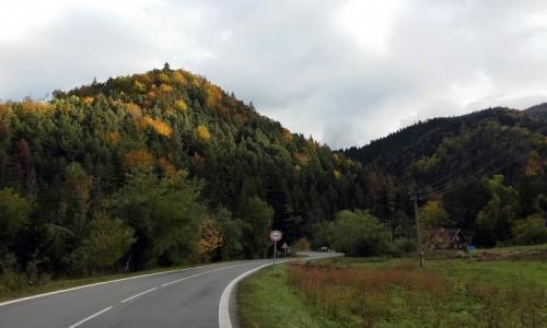 SłOWACJA / Tatry / Tatry / Podjazd pod Kwaczańską Przełęcz