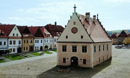 Zdjęcie SłOWACJA / Szarysz / Bardejów / Ratusz