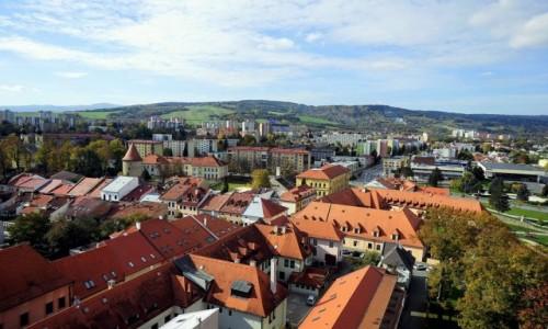 Zdjęcie SłOWACJA / Szarysz / Bardejów / Stare i nowe miasto