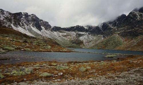 SłOWACJA / Wysokie Tatry / Dolina Mięguszowiecka / Nad Wielkim Hińczowym Stawem