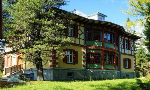 Zdjecie SłOWACJA / Wysokie Tatry / Strbske Pleso / Villa Marina