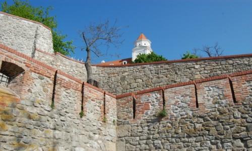 Zdjęcie SłOWACJA / Bratysława / Bratysława / Zamek w Bratysławie