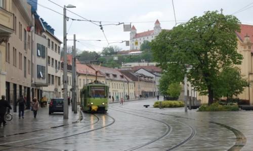 Zdjęcie SłOWACJA / Słowacja / Bratysława / wspomnienia z Bratysławy