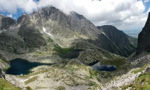 Zdjęcie SłOWACJA / Lodowa Przełęcz 2372 m. / Dolina Pięciu Stawów Spiskich. / Dolina Pięciu Stawów Spiskich.
