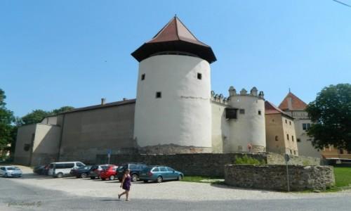 Zdjęcie SłOWACJA / Spisz. / Kieżmark. / Kieżmark - Zamek.