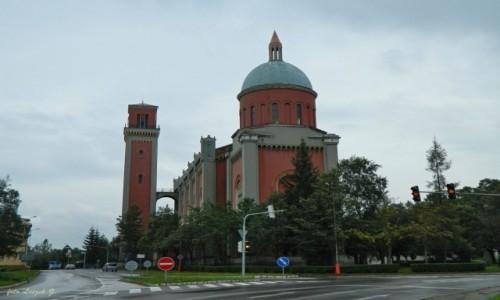 Zdjecie SłOWACJA / Spisz. / Kieżmark. / Kieżmark - kościół ewangelicki.