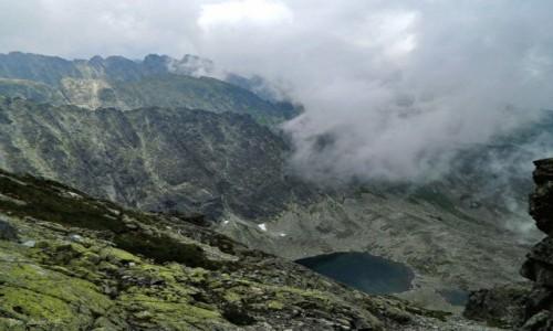 Zdjecie SłOWACJA / Wysokie Tatry. / Krywań 2496 m. / Gmatwanina dolin, grani i szczytów z Krywania.