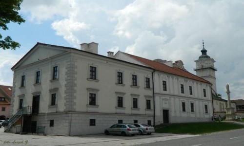Zdjęcie SłOWACJA / Poprad. / Spiska Sobota. / Spiska Sobota - Ratusz.