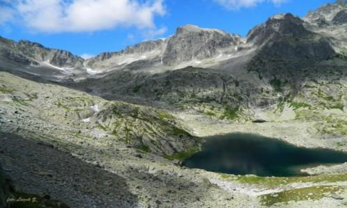 Zdjęcie SłOWACJA / Wysokie Tatry. / Dolina Pięciu Stawów Spiskich. / Baranie Rogi - moje niespełnione marzenie (jeszcze).