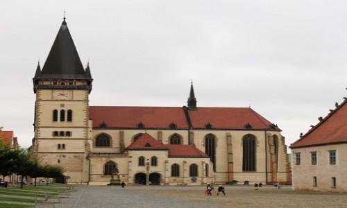 Zdjęcie SłOWACJA / - / Bardejów / Kościół pw św. Idziego