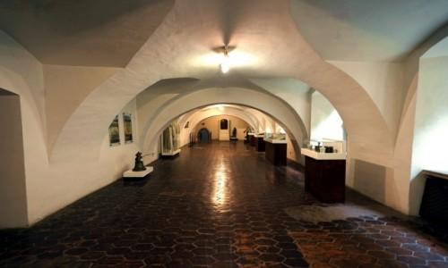 Zdjęcie SłOWACJA / Pieniny / Czerwony Klasztor / Wnętrze