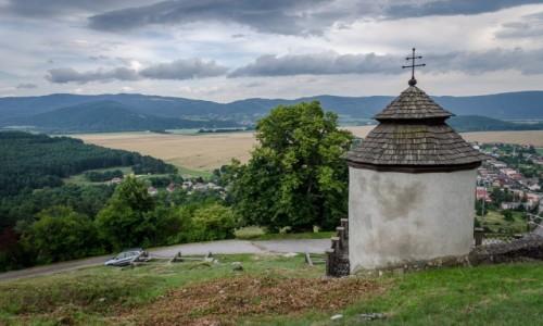 Zdjęcie SłOWACJA / Kraj Koszycki / Krasnohorskie Podhradie / podzamcze...
