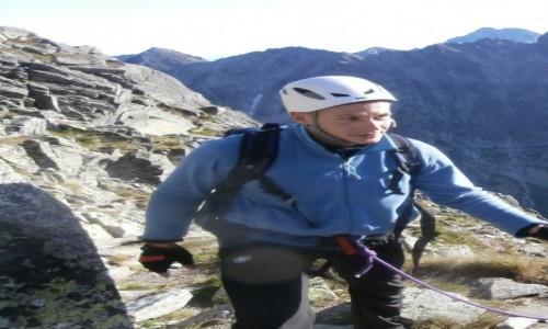 SłOWACJA / Tatry Wysokie / w drodze na Gerlach / góry