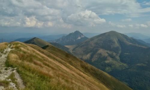 Zdjecie SłOWACJA / mała fatra / na szlaku na Krivań  / W obiektywie Wielki Rozsutec i Stoh