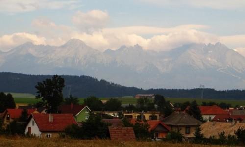 Zdjęcie SłOWACJA / Spisz / Słowacki Raj / panorama Hrabusic