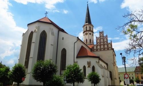 Zdjecie SłOWACJA / Spisz / Lewocza / kościół św. Jakuba