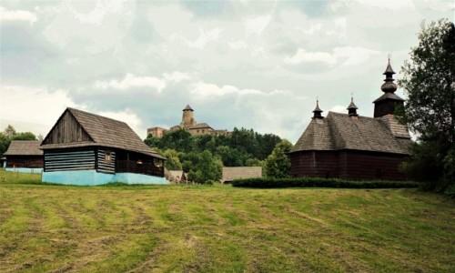 SłOWACJA / Spisz / Stara Lubownia / Podzamcze