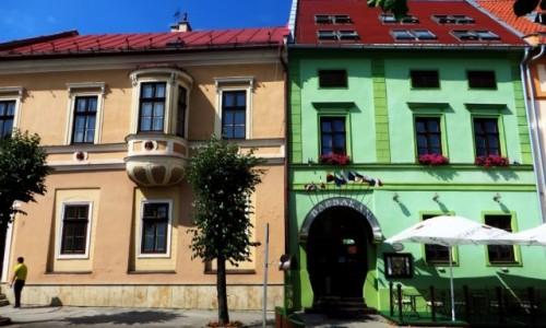 Zdjecie SłOWACJA / Spisz / Lewocza / architektura Lewoczy
