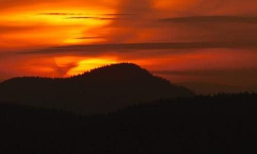Zdjecie SłOWACJA / wielka Fatra / wielka Fatra / wschód w górach