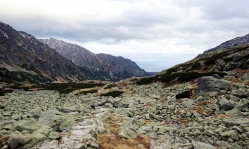 SłOWACJA / Wysokie Tatry / Dolina Mięguszowiecka / Czas wracać