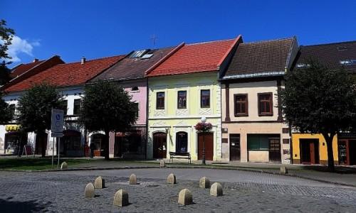 Zdjęcie SłOWACJA / Spisz / Kieżmark / stare miasto