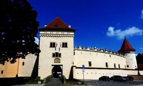 Zdjęcie SłOWACJA / Spisz / Kieżmark / Zamek Kieżmarski
