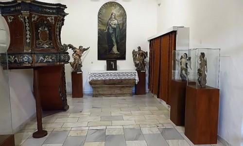 Zdjecie SłOWACJA / Spisz / Kieżmark / muzeum zamkowe