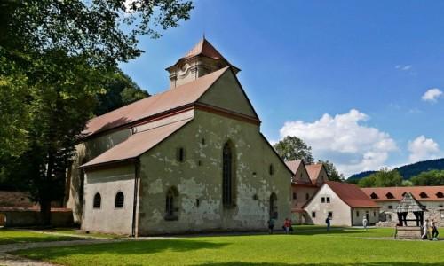 SłOWACJA / Pieniny / Czerwony Klasztor / Czerwony Klasztor