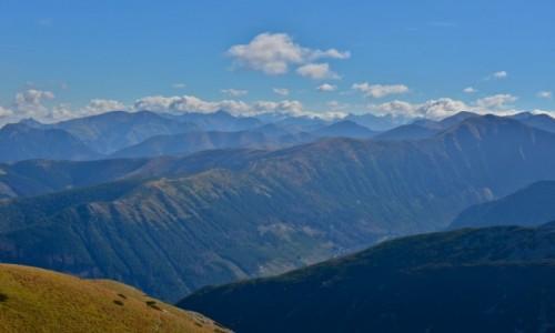 Zdjecie SłOWACJA / Tatry Zachodnie / Brestowa / A może w góry?