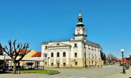 Zdjecie SłOWACJA / Kraj preszowski / Kieżmark / Ratusz