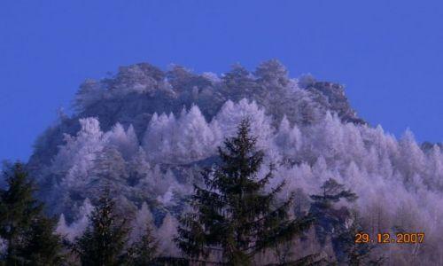 Zdjecie SłOWACJA / Donowaly i okolice / wąwóz / Zimowy krajobraz
