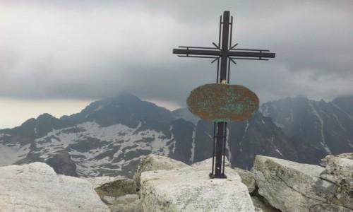 Zdjecie SłOWACJA / - / Sławkowski szczyt / Tatry
