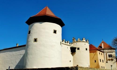 SłOWACJA / Kraj preszowski / Kieżmark / Zamek z XV wieku
