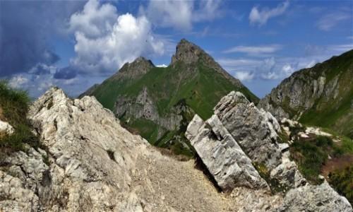 Zdjecie SłOWACJA / Tatry / Tatry Bielskie / Piękne tatry bielskie