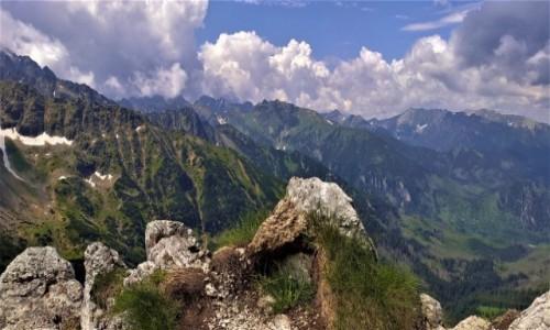Zdjecie SłOWACJA / Tatry / Tatry Bielskie / cudowne góry ...