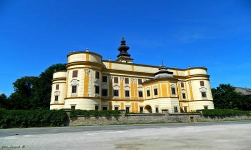 SłOWACJA / Spisz. / Markusowce. / Markusowce - Pałac/Zamek.