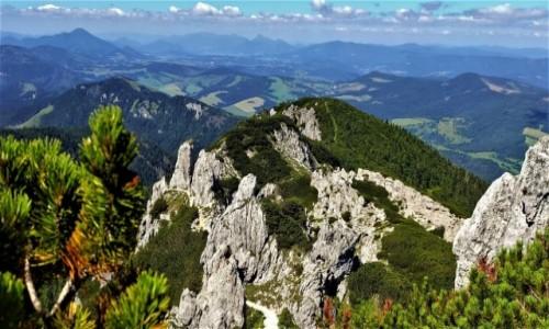Zdjecie SłOWACJA / tatry zachodnie / okolice Siwego Wierchu / Cuda z góry