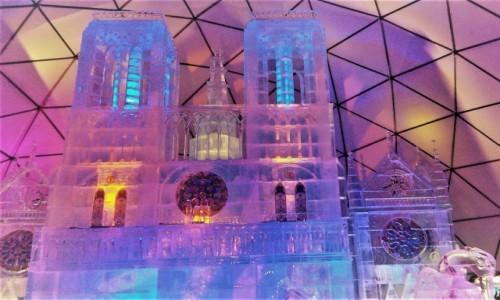 Zdjecie SłOWACJA / Tatry / Hrebieniok / Wspomnienia: Notre Dame z lodu