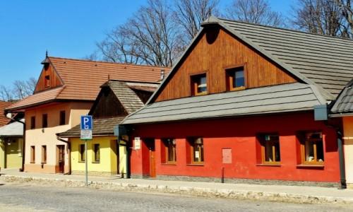 Zdjecie SłOWACJA / Kraj preszowski / Kieżmark / Uliczka