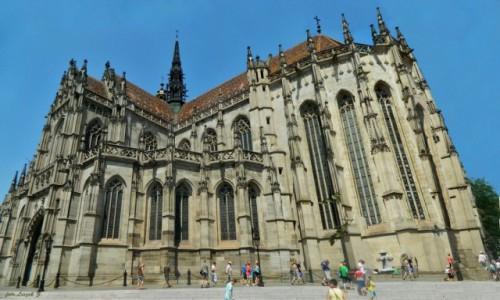 Zdjęcie SłOWACJA / kotlina Koszycka. / Koszyce. / Koszyce - Katedra św. Elżbiety.