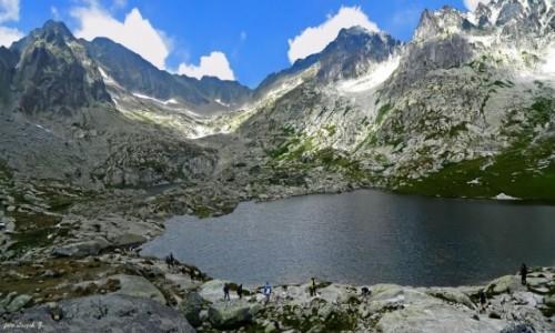 Zdjęcie SłOWACJA / Wysokie Tatry. / Dolina Pięciu Stawów Spiskich. / Z Doliny Pięciu Stawów Spiskich.