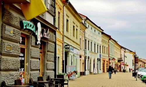 Zdjecie SłOWACJA / Kraj koszycki / Nowa Wieś Spiska / Uliczka