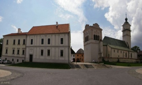 SłOWACJA / Część Popradu. /  Spiska Sobota - obecnie dzielnica miasta Poprad / Spiska Sobota -