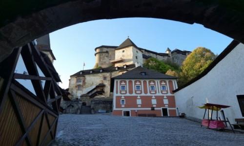 Zdjecie SłOWACJA / Orawa / . / Orawski zamek