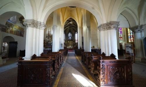 Zdjecie SłOWACJA / Spisz / Spiska Kapituła / Nawa główna w katedrze św. Marcina
